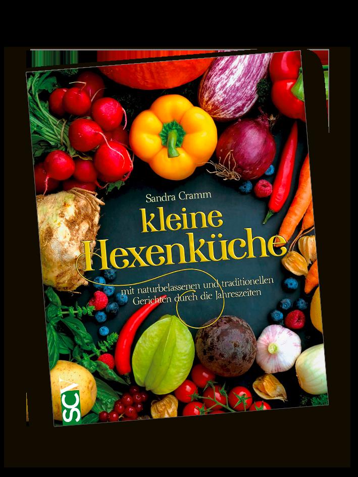 kleine Hexenküche Hardcover Sonderedition Sandra Cramm